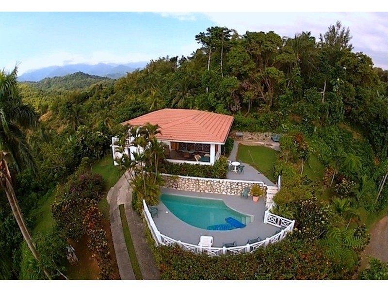 Jamaica Port Antonio Villas Tranquility Villa Villas In