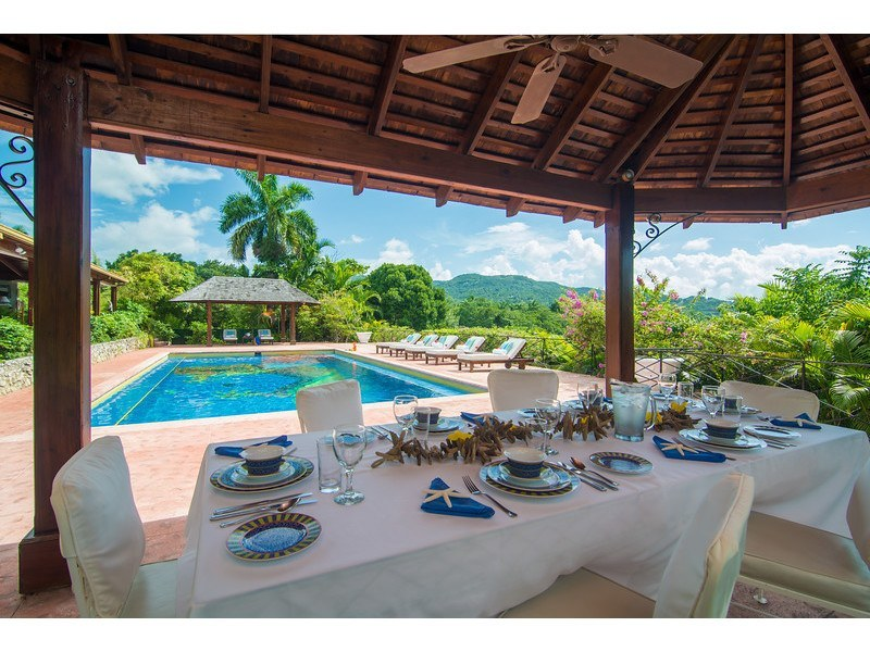 Jamaica Montego Bay Knockando Villa Round Hill Villas In