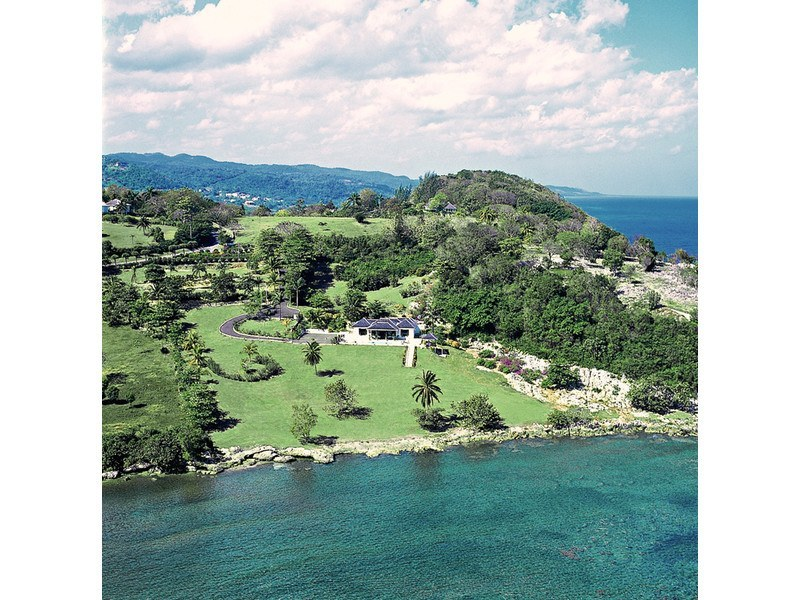 Jamaica Montego Bay Seaside Cottage Round Hill Villas In