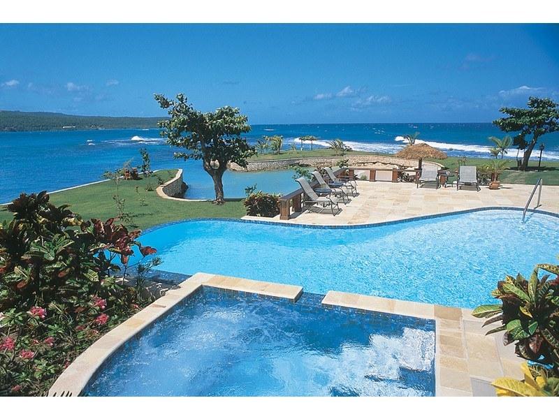 Jamaica Discovery Bay Fortlands Point Villa Villas In