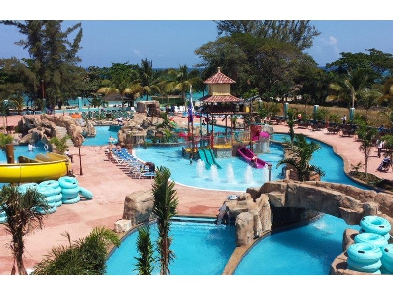 Water Park at Jewel Resort